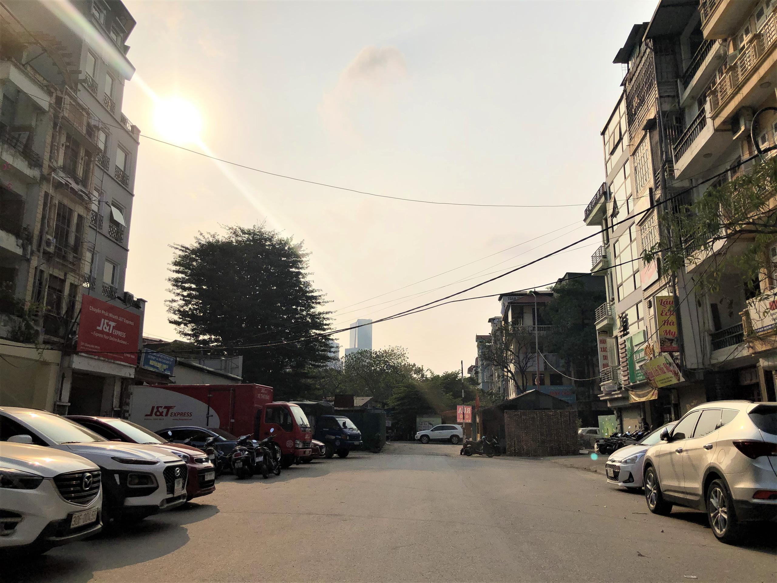 Những căn nhà sẽ ra mặt đường tại phường Đội Cấn (phần 1) - Ảnh 7.