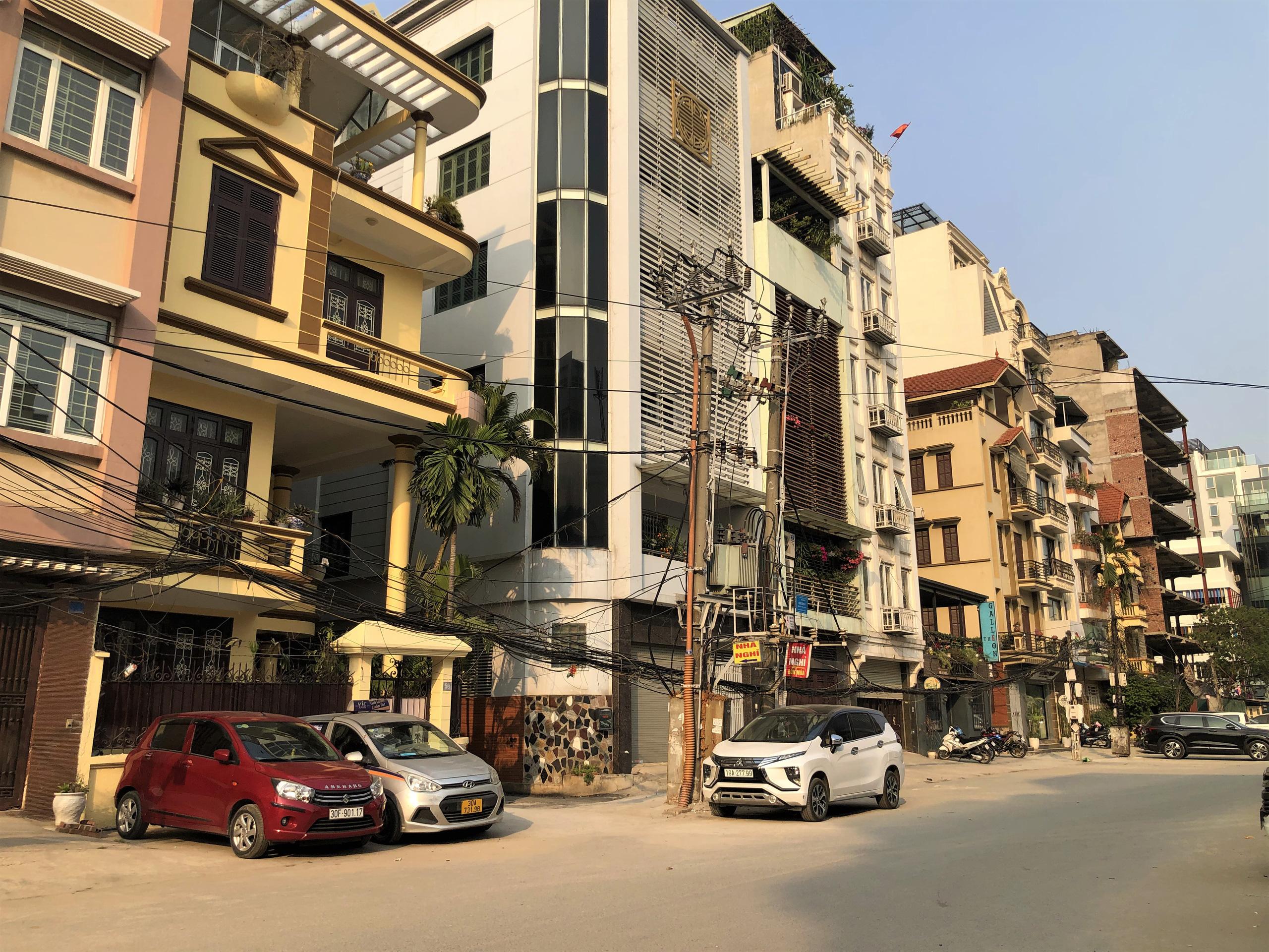 Những căn nhà sẽ ra mặt đường tại phường Đội Cấn (phần 1) - Ảnh 8.