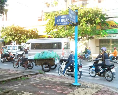Giá đất ở tại đô thị đường Lê Duẩn, Long Thành, Đồng Nai - Ảnh 1.