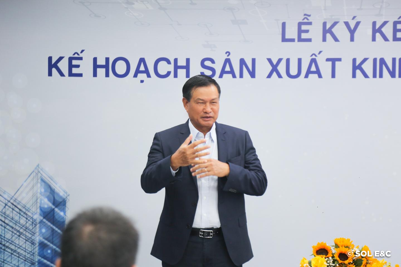 SOL E&C trong hệ sinh thái mới của ông Nguyễn Bá Dương đặt mục tiêu doanh thu 2.000 tỷ năm 2021 - Ảnh 1.