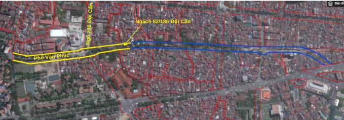 Đường sắp mở Núi Trúc - Sơn Tây  - Ảnh 3.