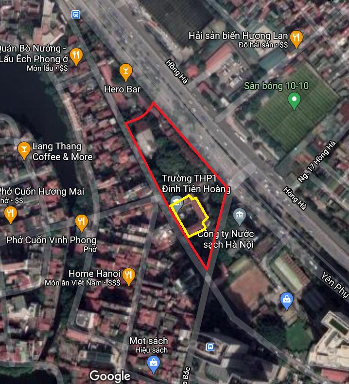 Những khu đất dính quy hoạch ở phường Trúc Bạch, Ba Đình, Hà Nội - Ảnh 9.