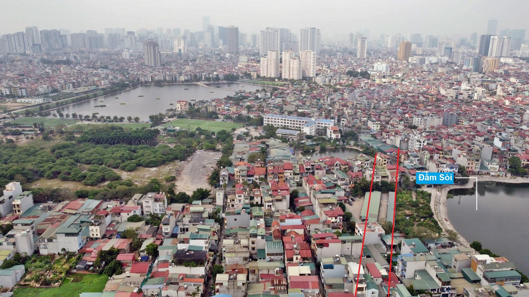 Đường sẽ mở theo quy hoạch ở phường Định Công, Hoàng Mai, Hà Nội (phần 2) - Ảnh 4.