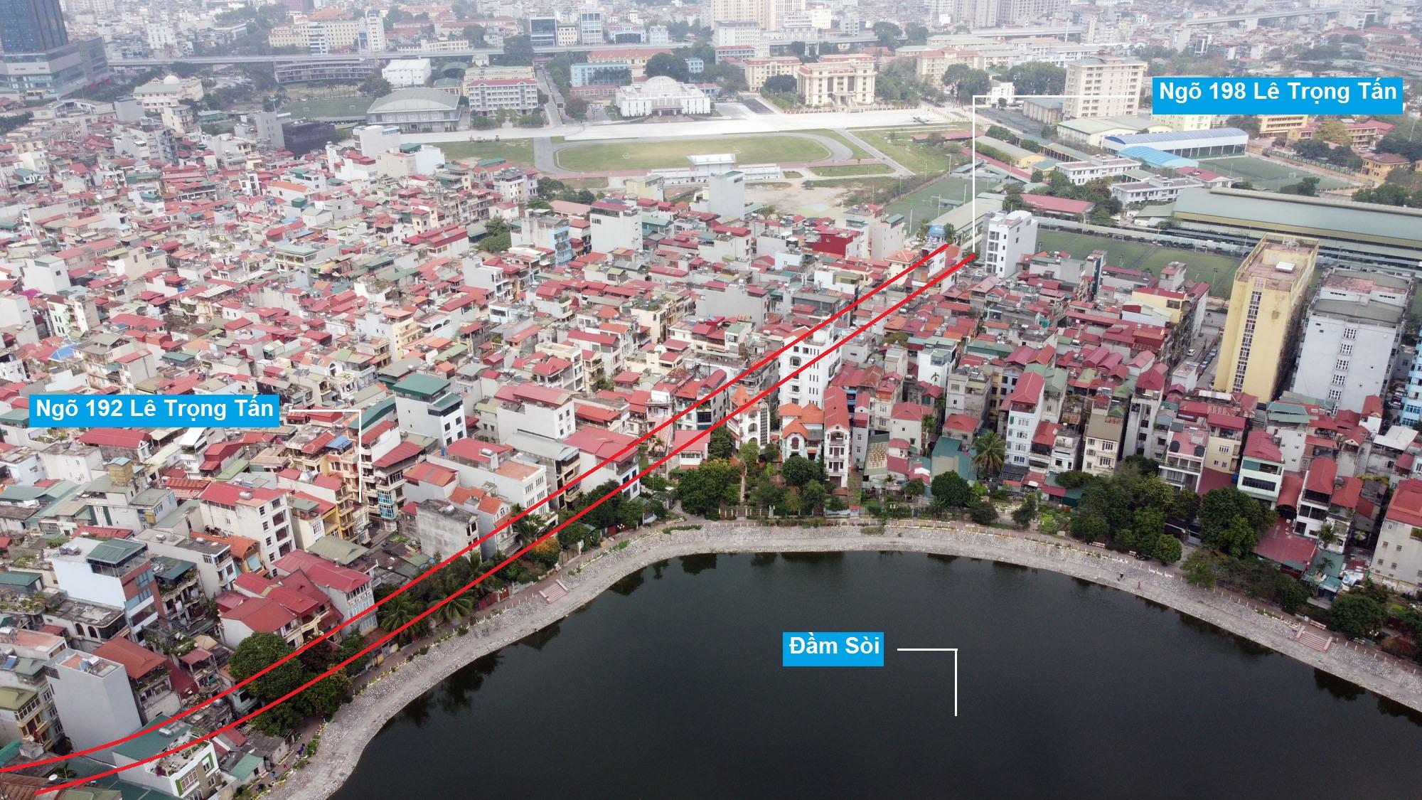 Đường sẽ mở theo quy hoạch ở phường Định Công, Hoàng Mai, Hà Nội (phần 2) - Ảnh 8.