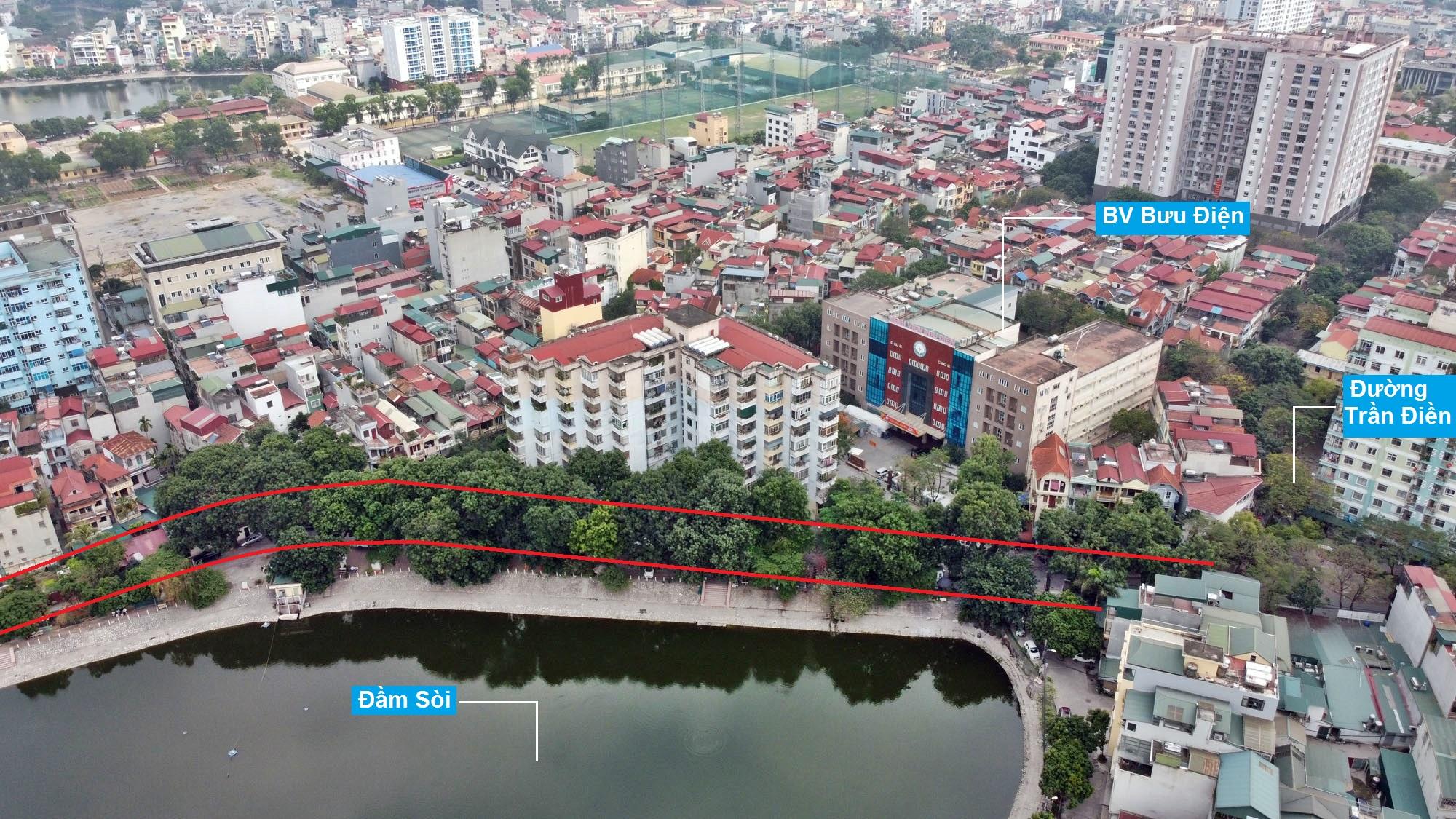 Đường sẽ mở theo quy hoạch ở phường Định Công, Hoàng Mai, Hà Nội (phần 2) - Ảnh 10.