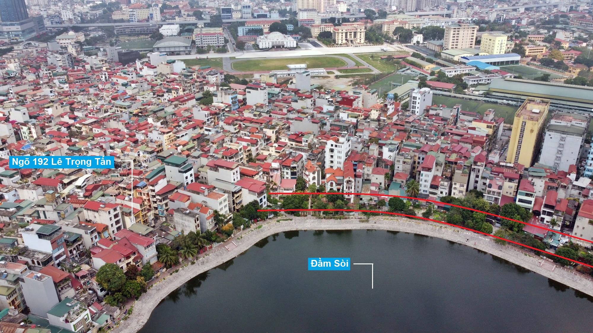 Đường sẽ mở theo quy hoạch ở phường Định Công, Hoàng Mai, Hà Nội (phần 2) - Ảnh 12.