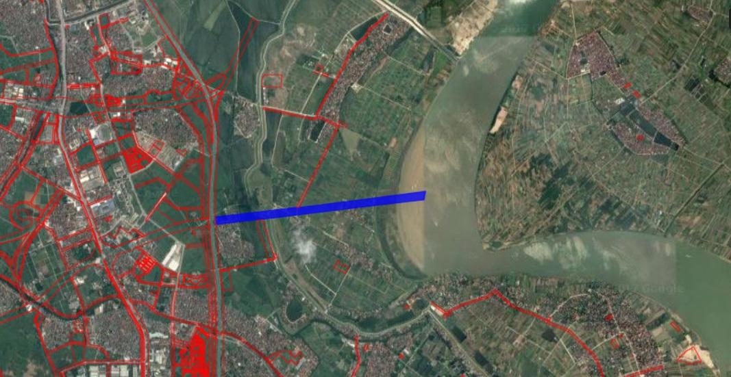 Khi nào làm cầu Ngọc Hồi gần loạt khu đô thị lớn của Vinhomes, Ecopark? - Ảnh 5.