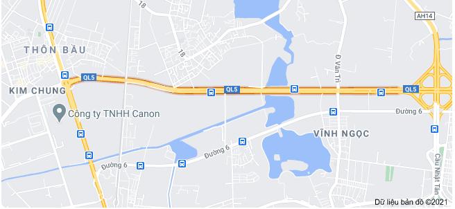 Giá đất đường Hoàng Sa, Đông Anh, Hà Nội - Ảnh 1.