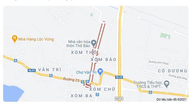 Giá đất đường Vân Nội, Đông Anh, Hà Nội - Ảnh 1.