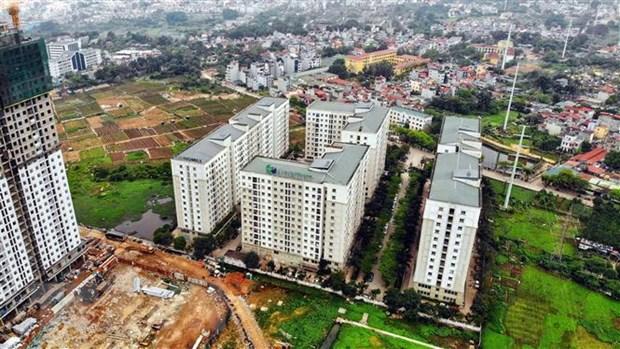 Bộ Xây dựng trả lời Hà Nội về việc xây dựng khu NƠXH tập trung - Ảnh 1.