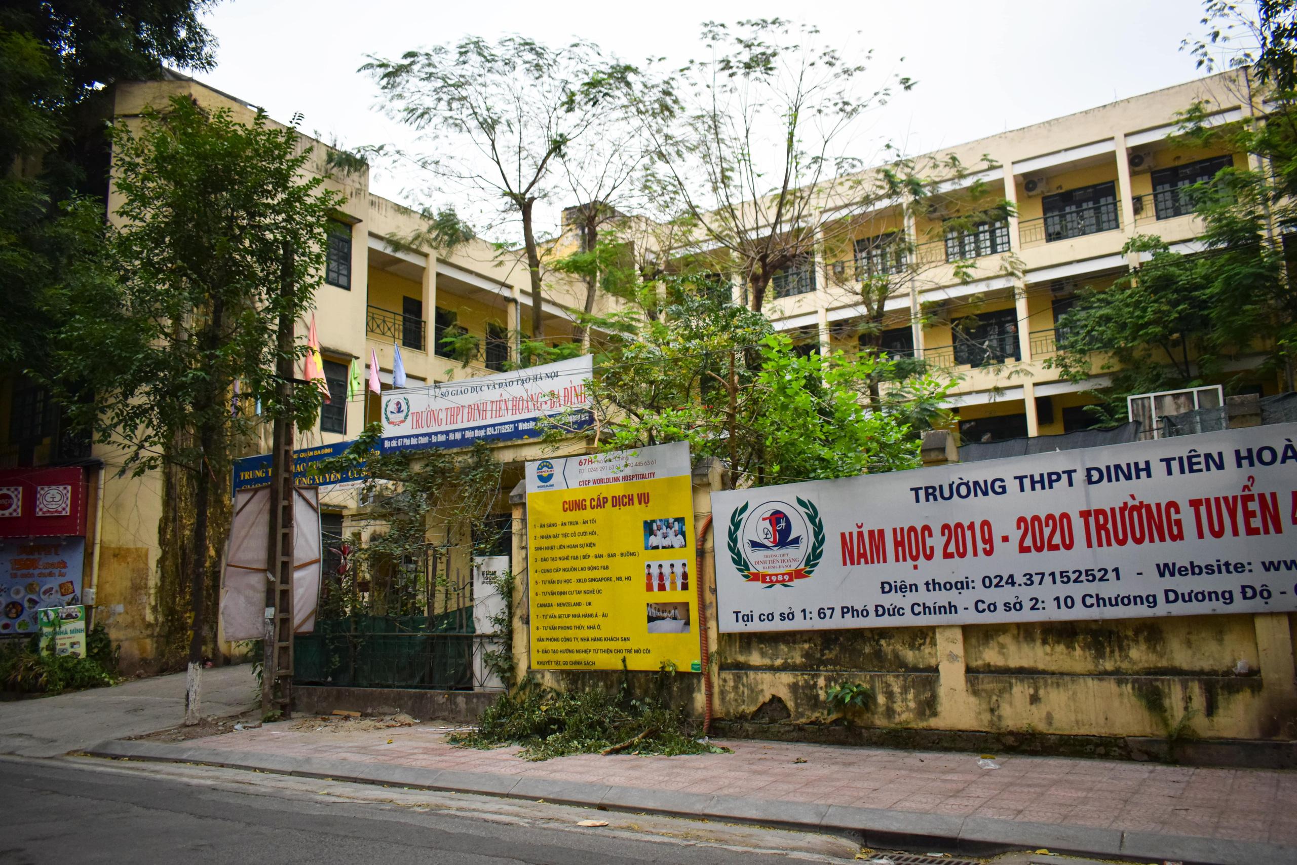 Những khu đất dính quy hoạch ở phường Trúc Bạch, Ba Đình, Hà Nội - Ảnh 14.