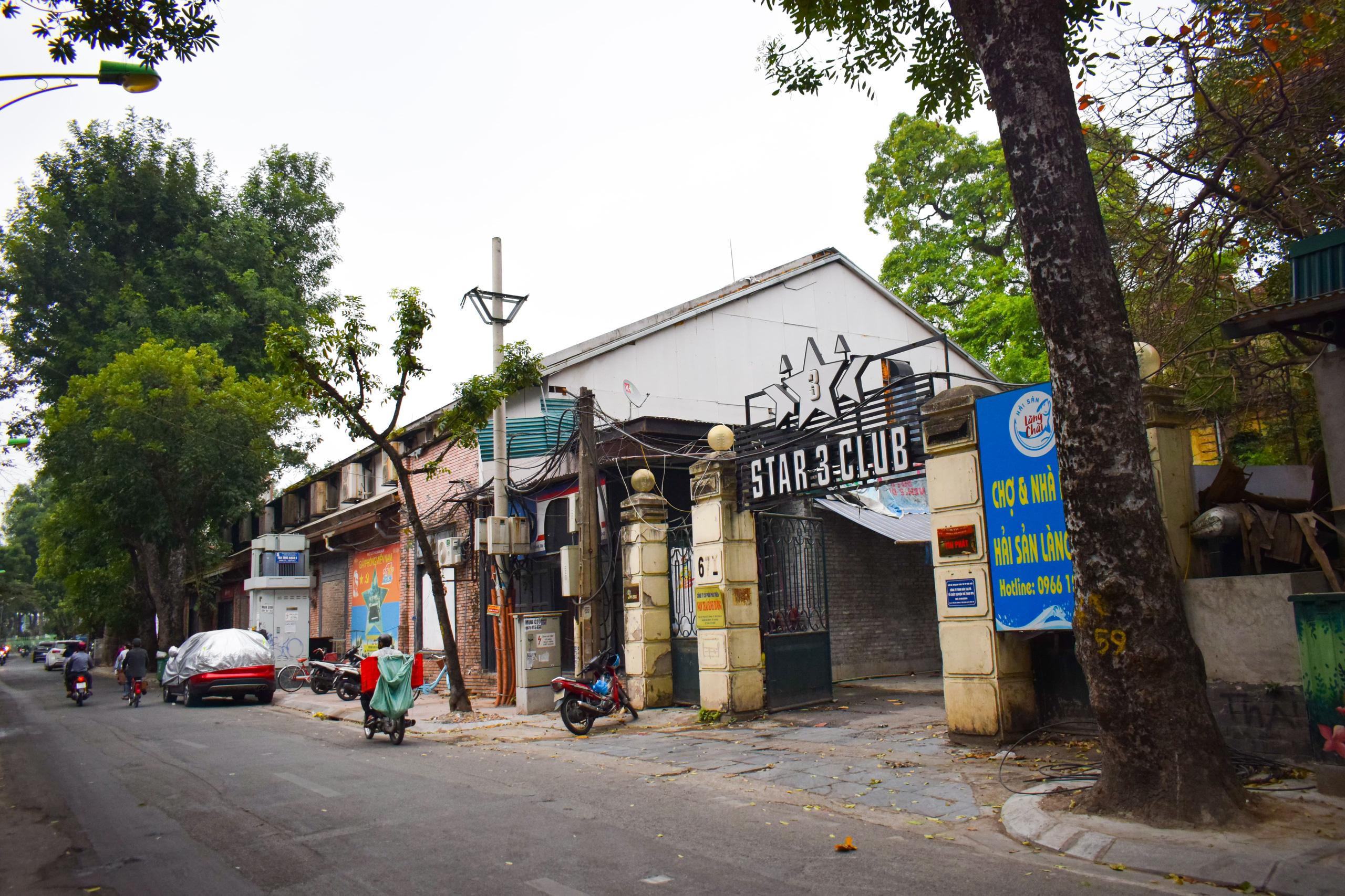 Những khu đất dính quy hoạch ở phường Trúc Bạch, Ba Đình, Hà Nội - Ảnh 6.