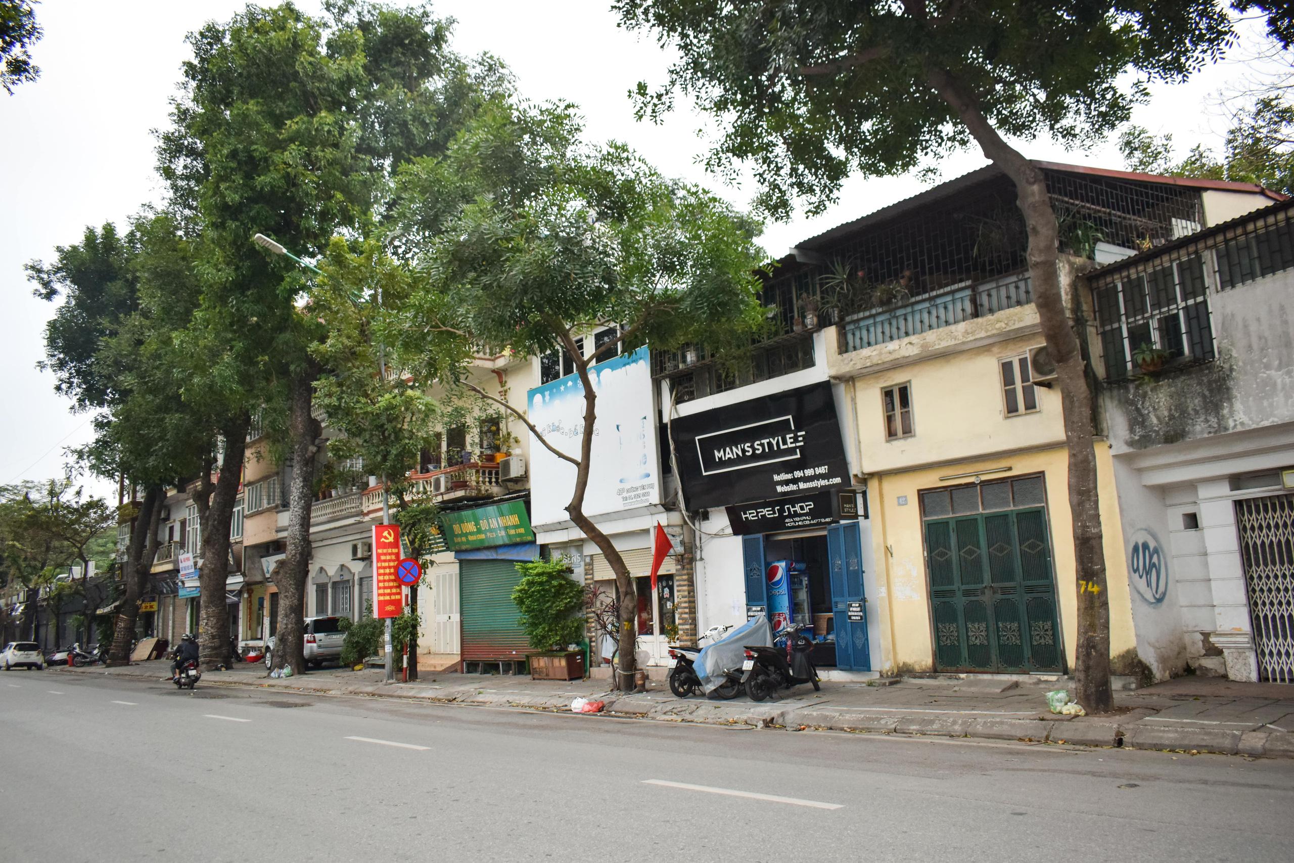 Những khu đất dính quy hoạch ở phường Trúc Bạch, Ba Đình, Hà Nội - Ảnh 7.