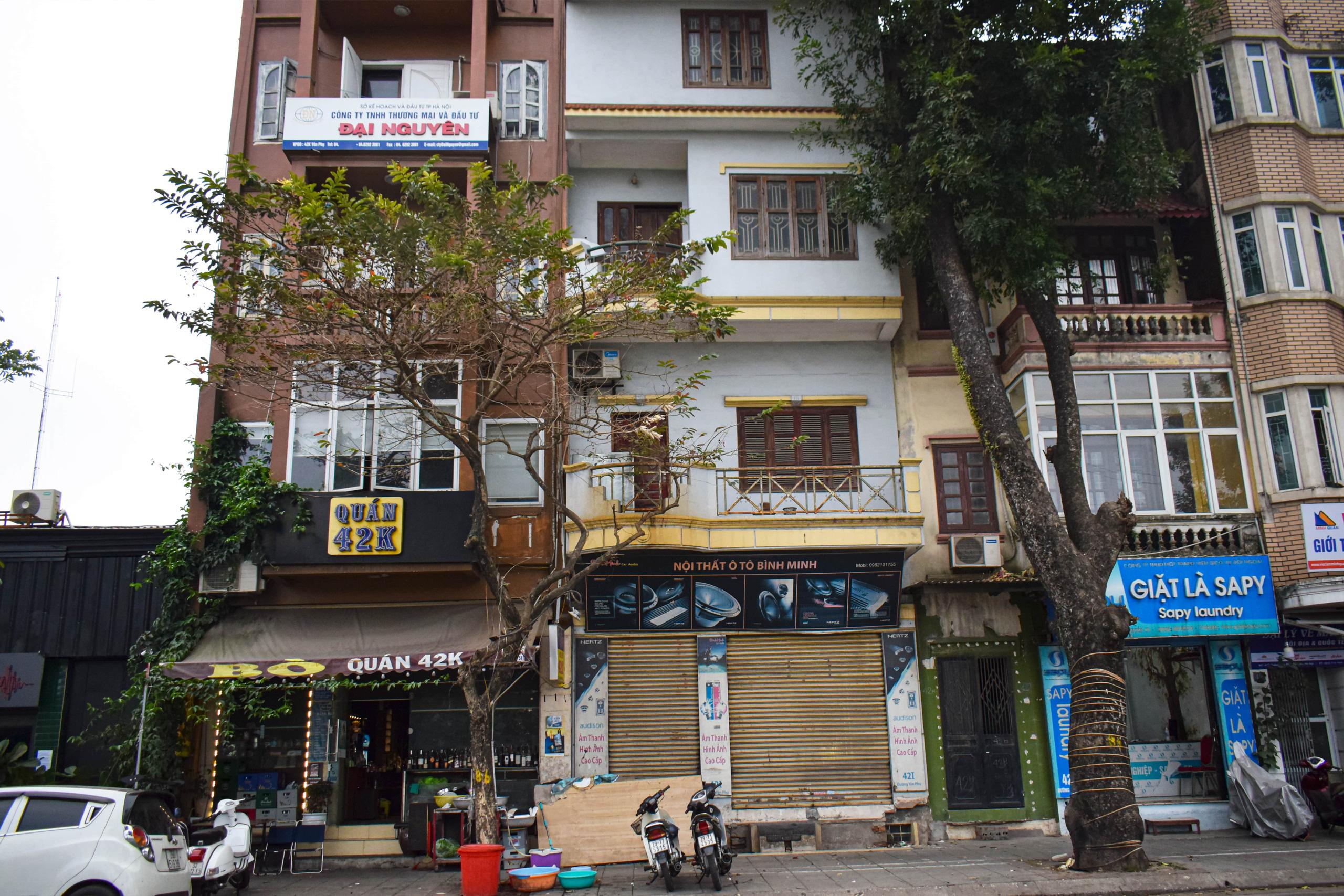 Những khu đất dính quy hoạch ở phường Trúc Bạch, Ba Đình, Hà Nội - Ảnh 8.
