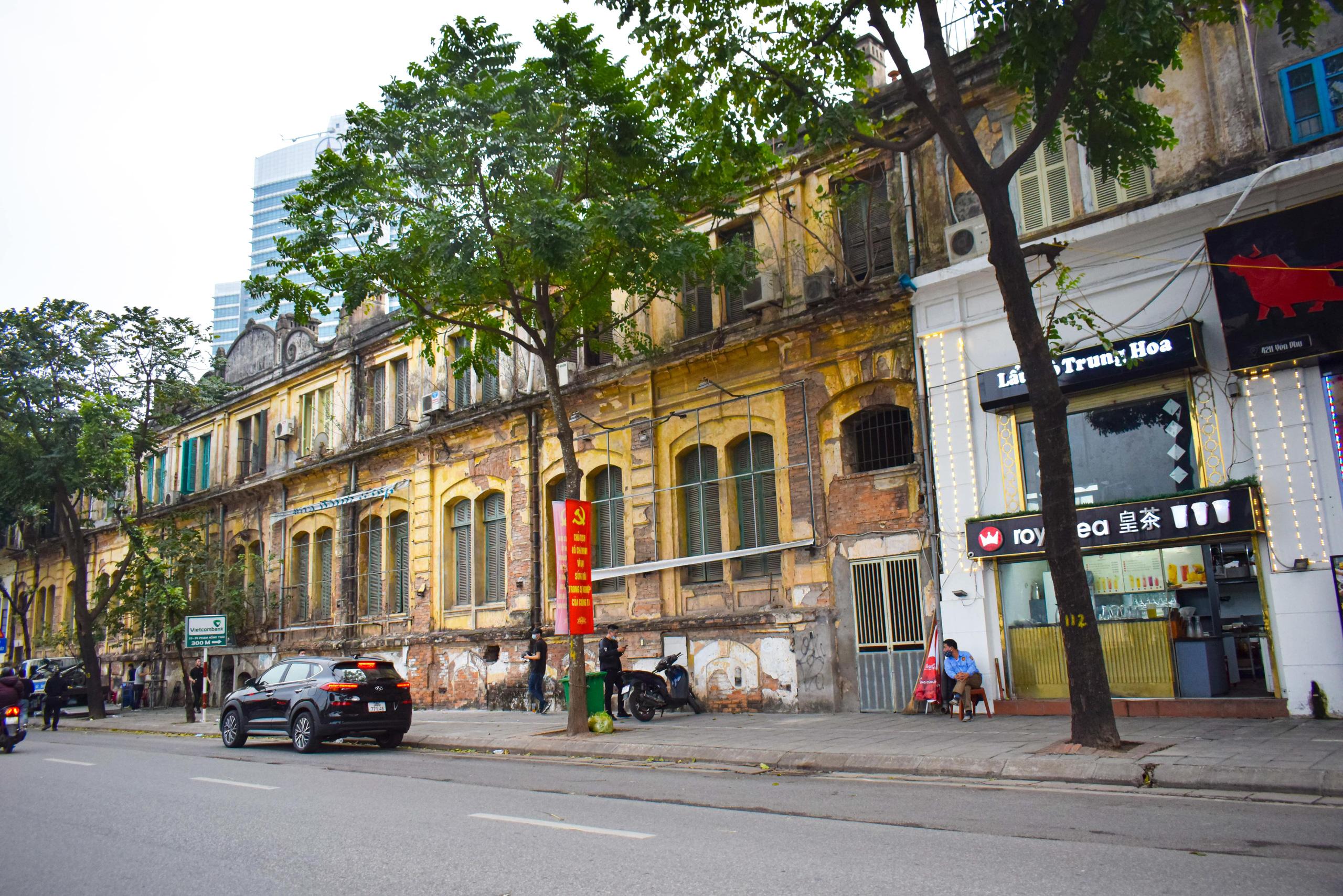 Những khu đất dính quy hoạch ở phường Trúc Bạch, Ba Đình, Hà Nội - Ảnh 10.