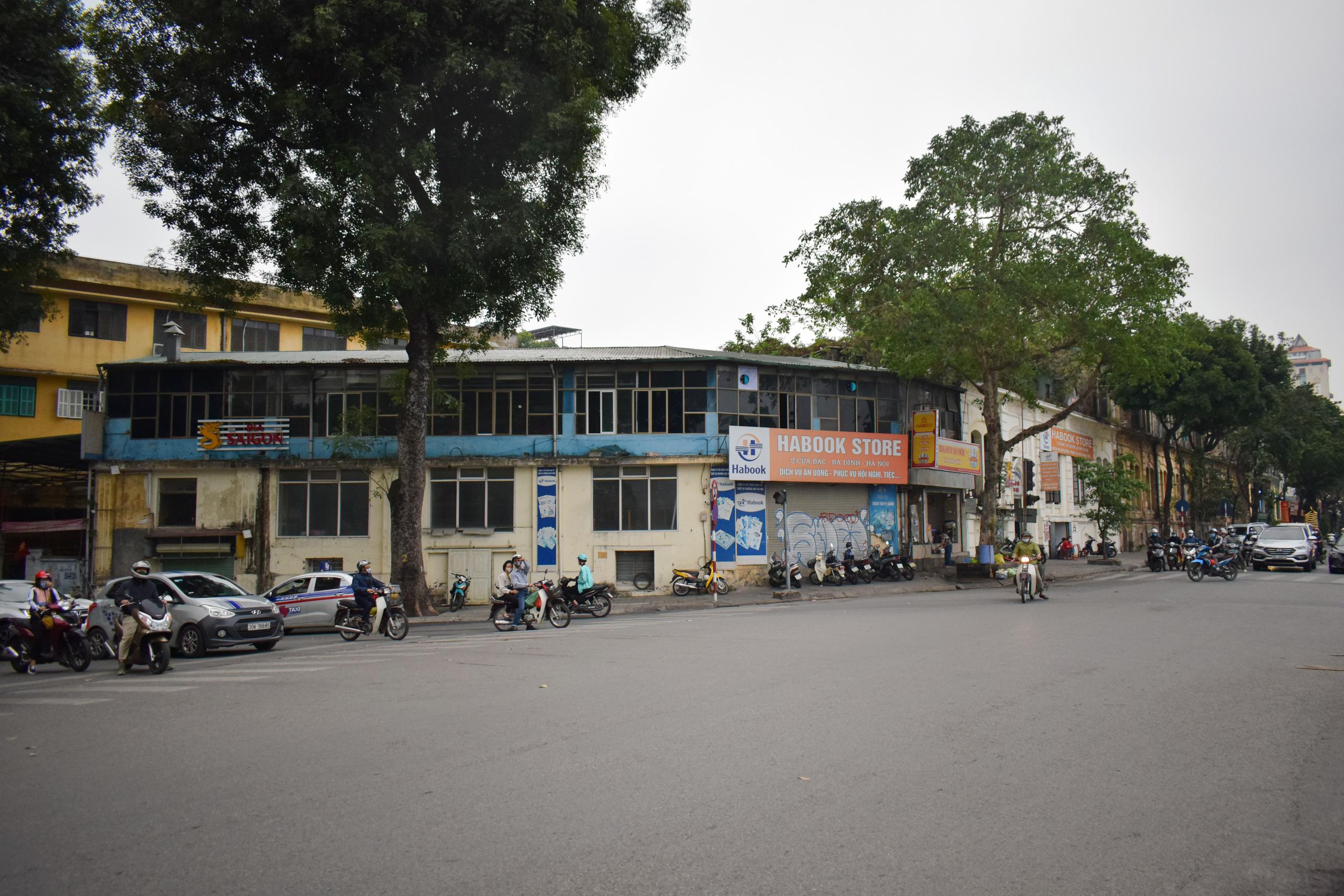 Những khu đất dính quy hoạch ở phường Trúc Bạch, Ba Đình, Hà Nội - Ảnh 11.