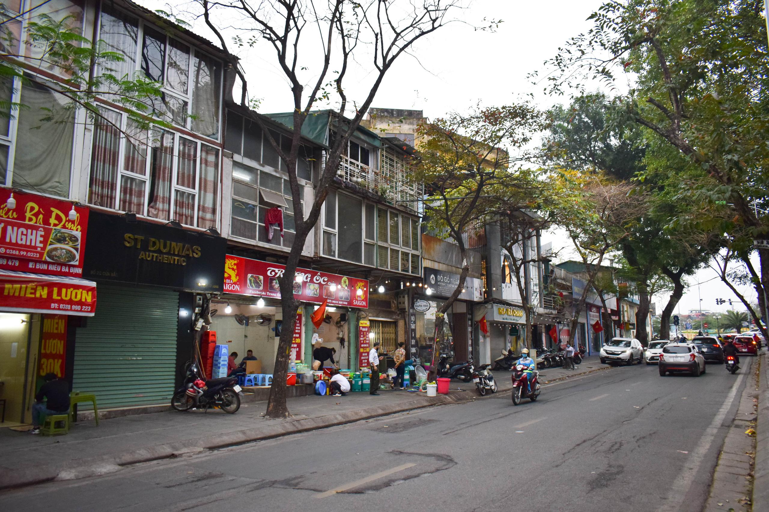 Những khu đất dính quy hoạch ở phường Trúc Bạch, Ba Đình, Hà Nội - Ảnh 12.