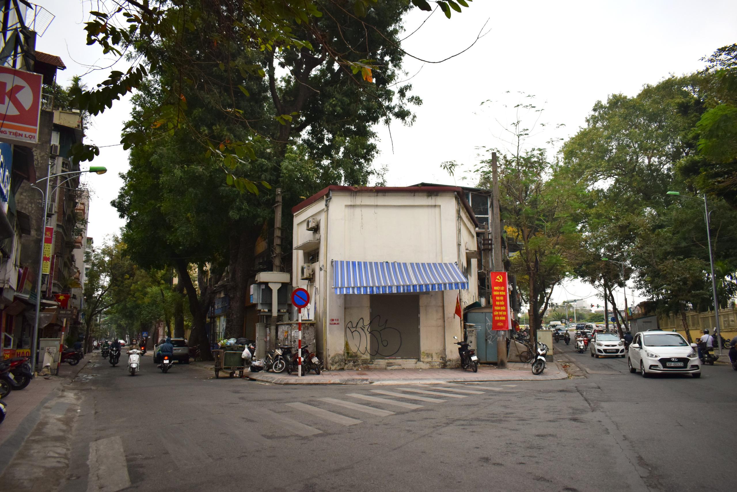 Những khu đất dính quy hoạch ở phường Trúc Bạch, Ba Đình, Hà Nội - Ảnh 13.