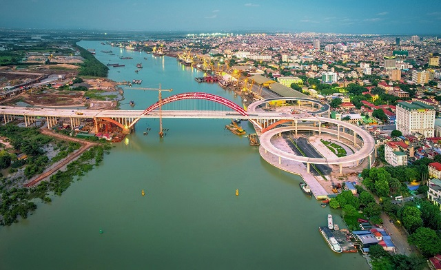 Dự kiến gần 38.000 tỷ xây 100 cây cầu mới tại Hải Phòng 5 năm tới - Ảnh 1.