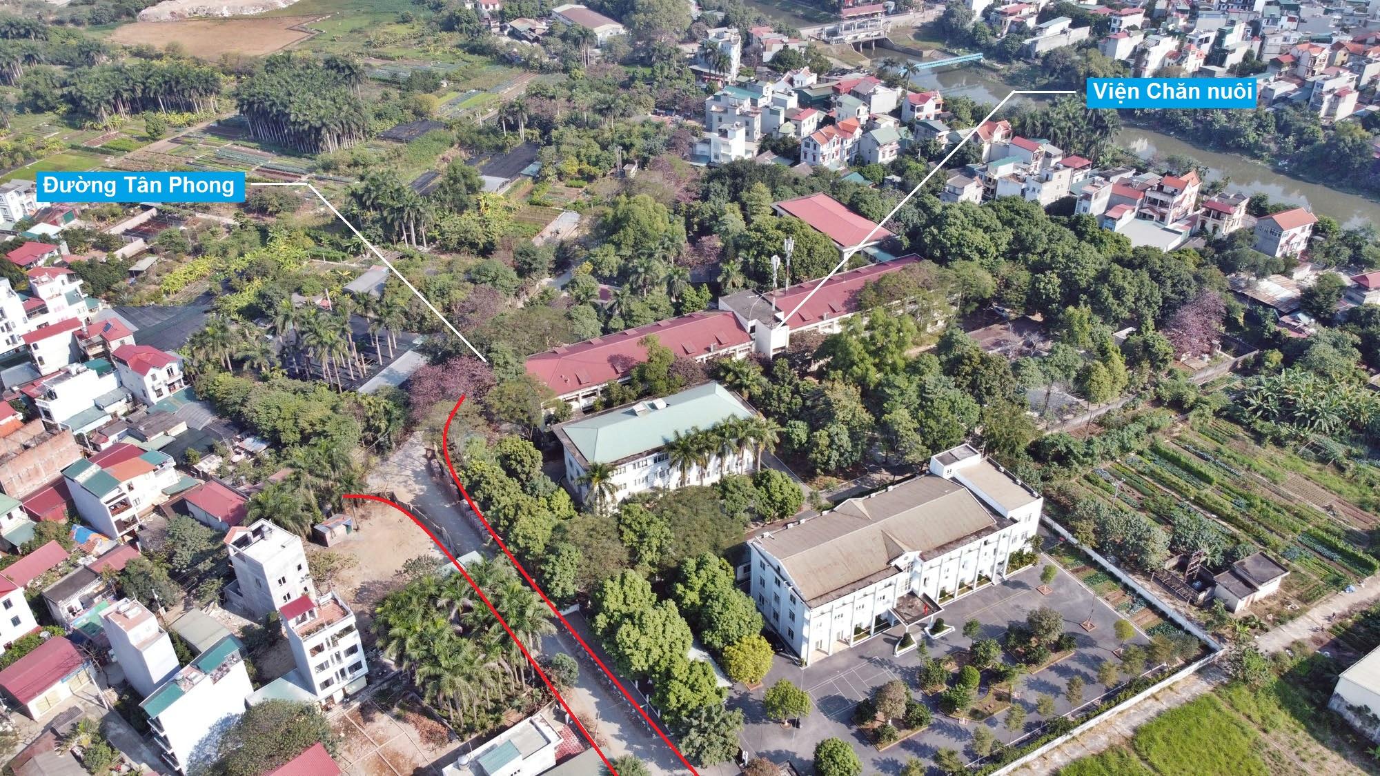 Ba đường sẽ mở theo quy hoạch ở phường Thụy Phương, Bắc Từ Liêm, Hà Nội (phần 3) - Ảnh 3.