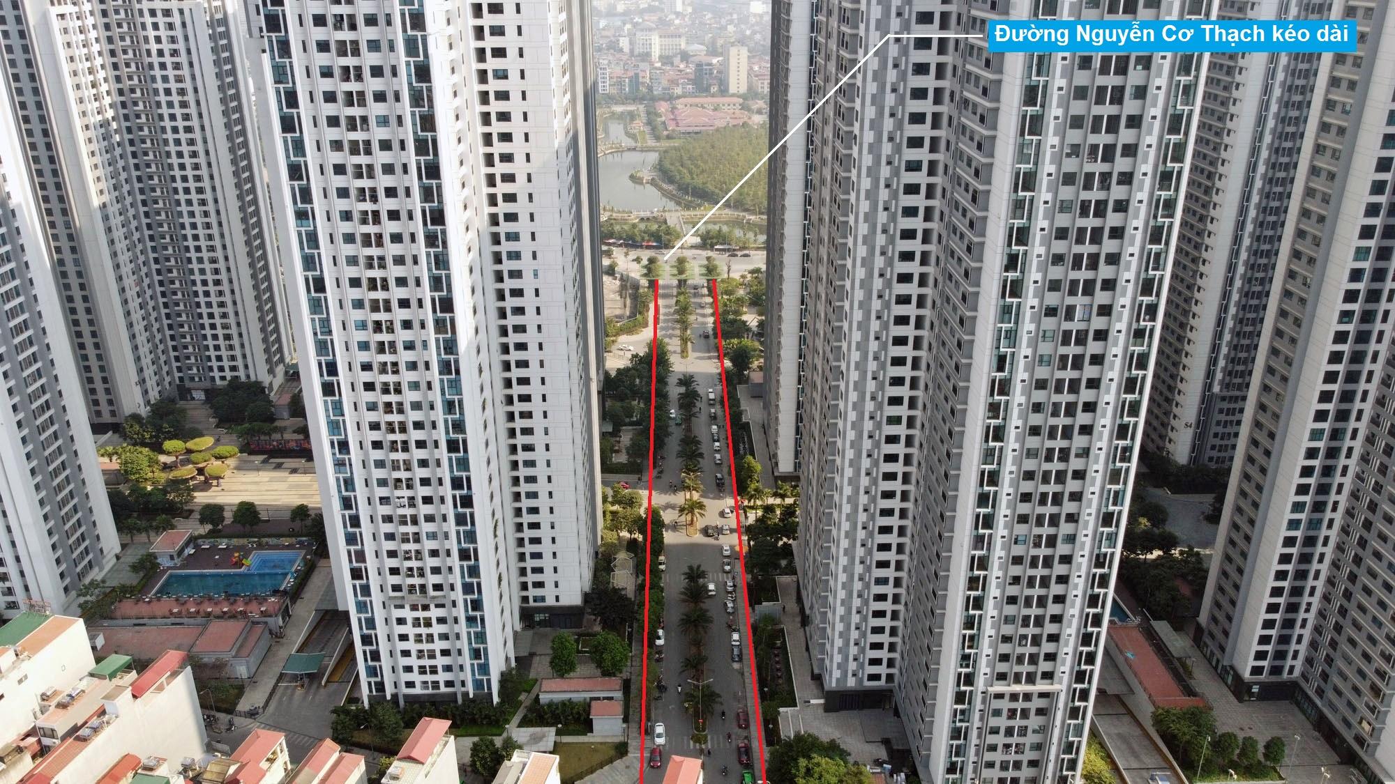 Ba đường sẽ mở theo qui hoạch ở phường Phú Diễn, Bắc Từ Liêm, Hà Nội (phần 2) - Ảnh 3.