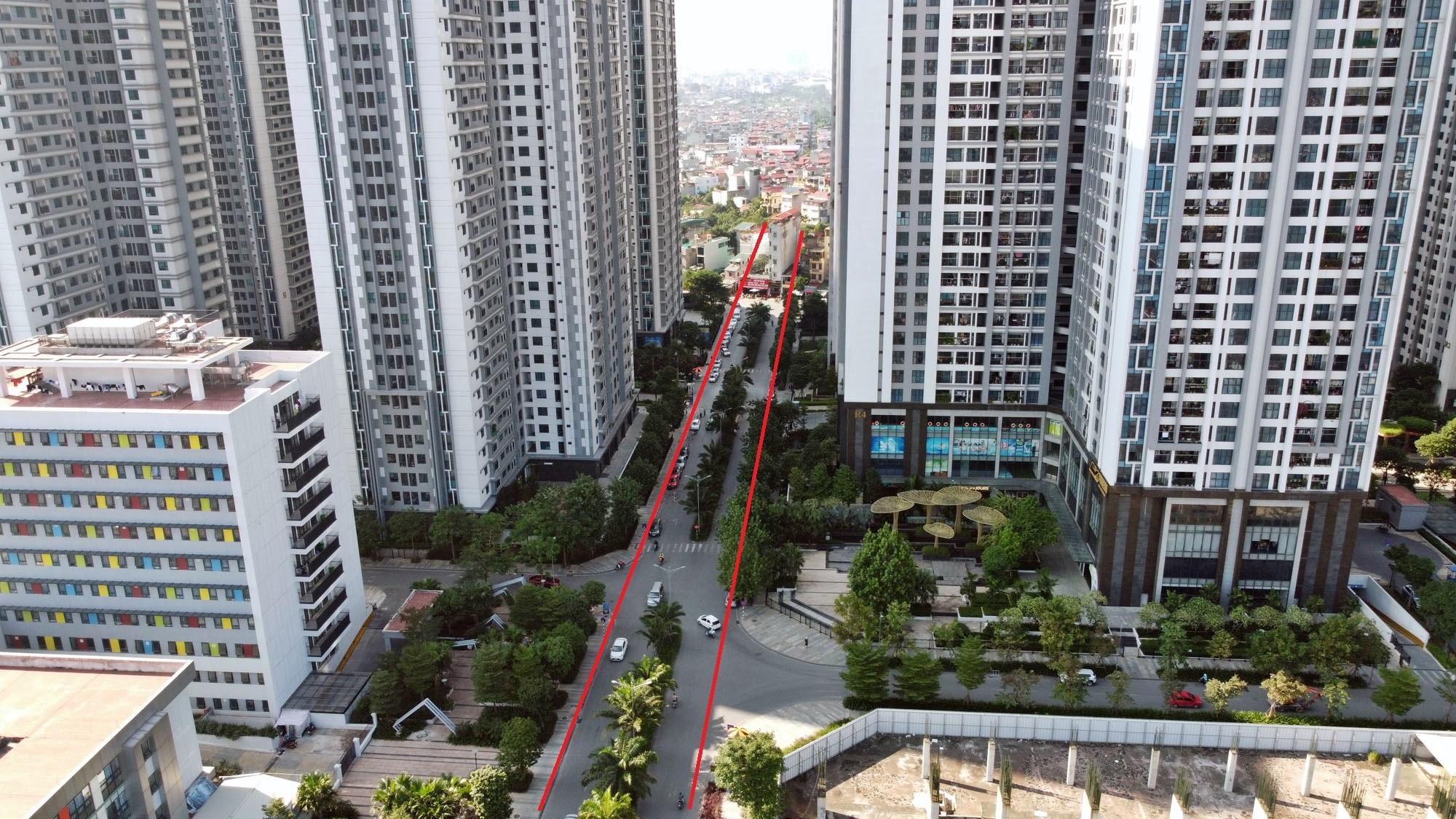 Ba đường sẽ mở theo qui hoạch ở phường Phú Diễn, Bắc Từ Liêm, Hà Nội (phần 2) - Ảnh 4.