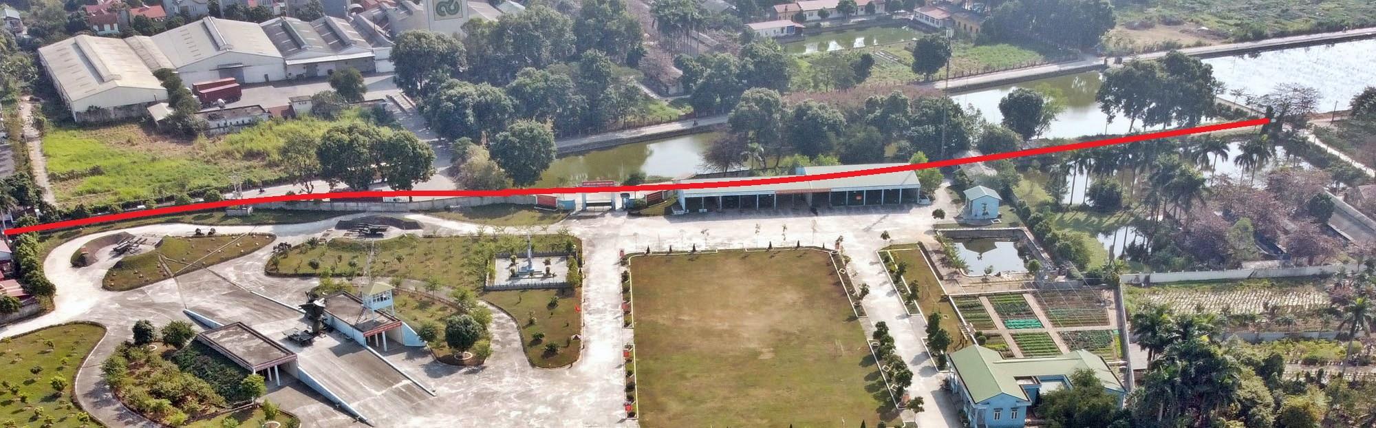 Ba đường sẽ mở theo quy hoạch ở phường Thụy Phương, Bắc Từ Liêm, Hà Nội (phần 3) - Ảnh 5.