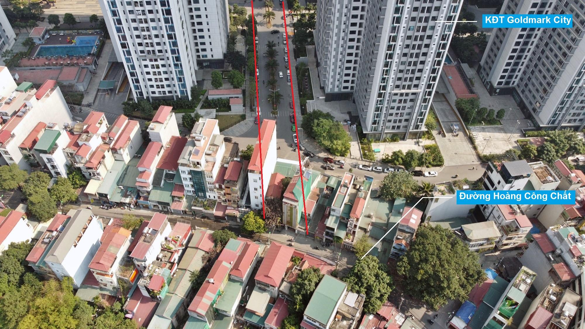 Ba đường sẽ mở theo qui hoạch ở phường Phú Diễn, Bắc Từ Liêm, Hà Nội (phần 2) - Ảnh 5.