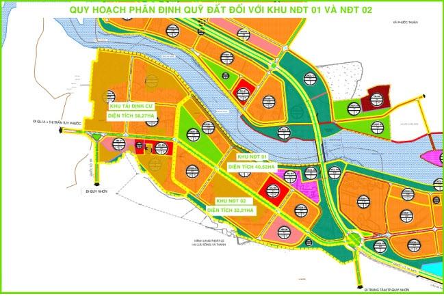 Lộ diện doanh nghiệp trúng thầu loạt dự án nghìn tỷ tại Bình Định - Ảnh 1.