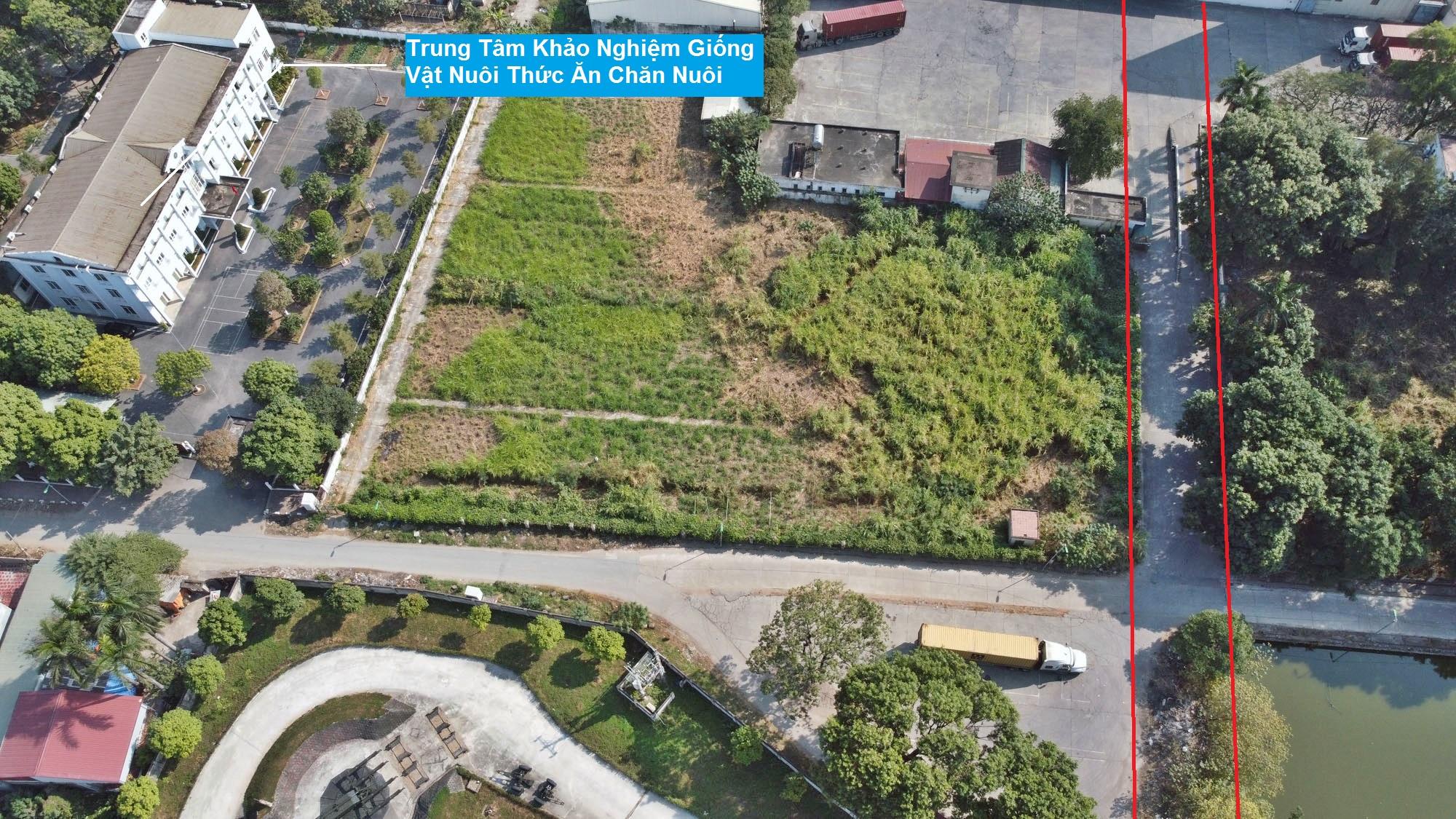 Ba đường sẽ mở theo quy hoạch ở phường Thụy Phương, Bắc Từ Liêm, Hà Nội (phần 3) - Ảnh 7.