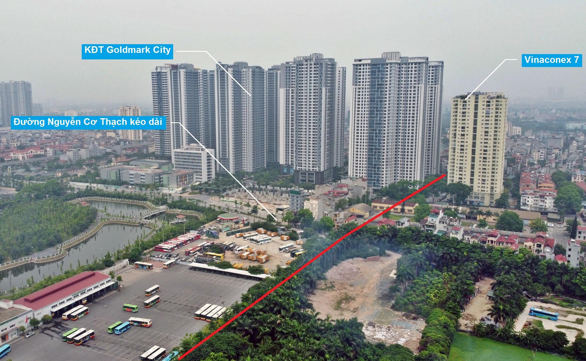 Ba đường sẽ mở theo qui hoạch ở phường Phú Diễn, Bắc Từ Liêm, Hà Nội (phần 2) - Ảnh 7.