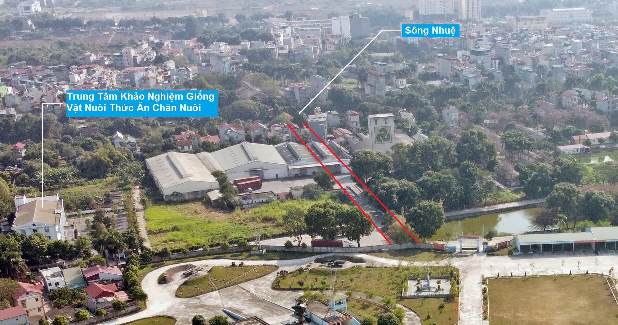 Ba đường sẽ mở theo quy hoạch ở phường Thụy Phương, Bắc Từ Liêm, Hà Nội (phần 3) - Ảnh 8.