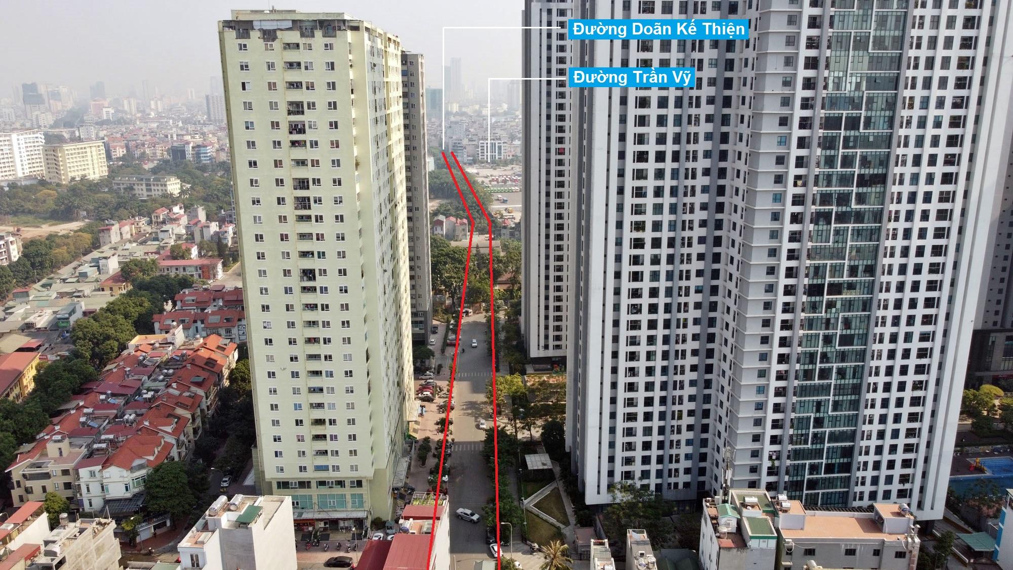 Ba đường sẽ mở theo qui hoạch ở phường Phú Diễn, Bắc Từ Liêm, Hà Nội (phần 2) - Ảnh 8.