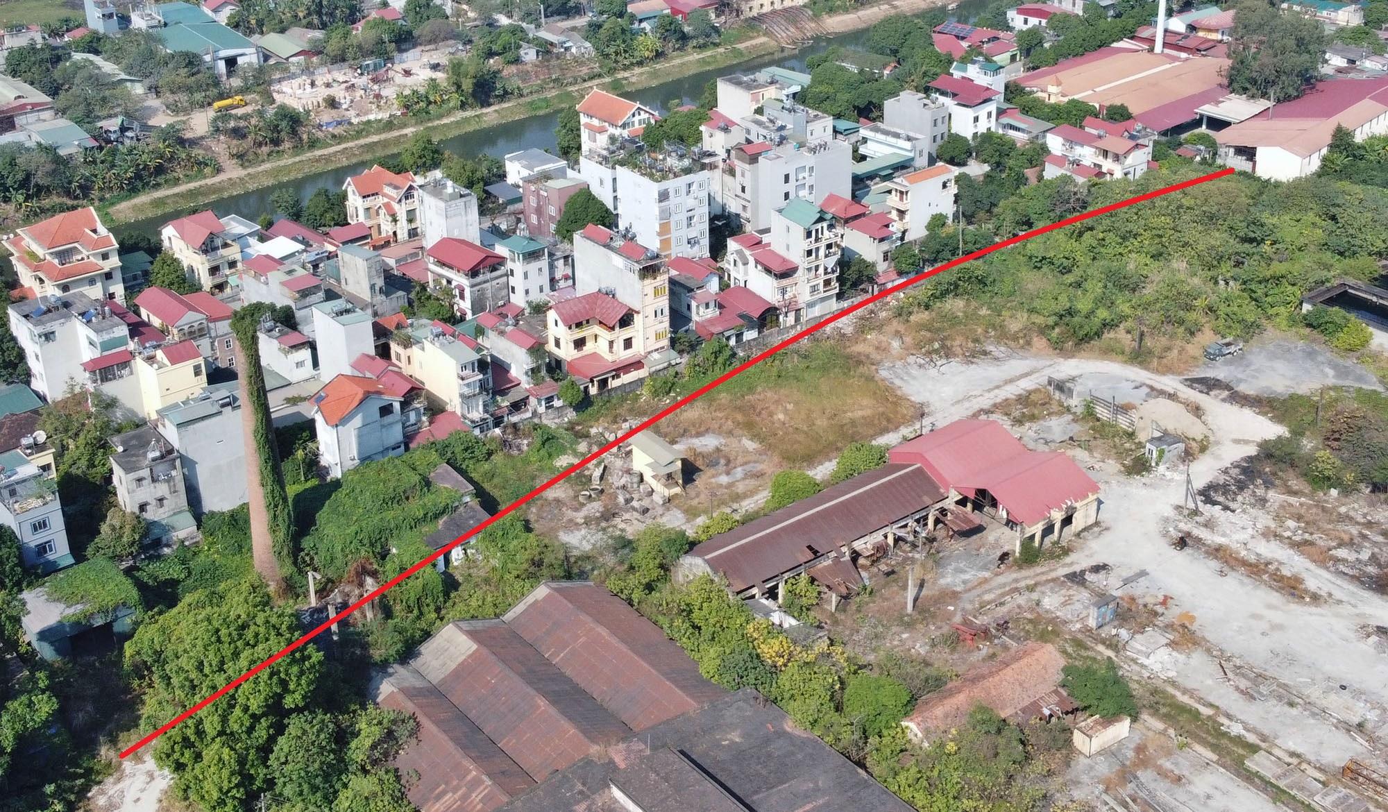 Ba đường sẽ mở theo quy hoạch ở phường Thụy Phương, Bắc Từ Liêm, Hà Nội (phần 3) - Ảnh 11.