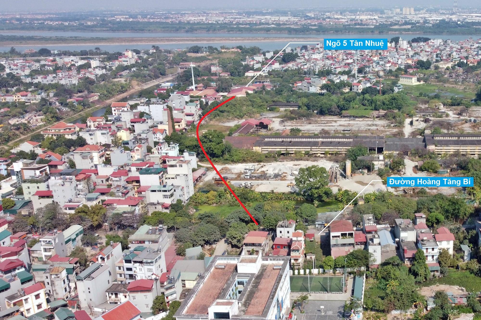 Ba đường sẽ mở theo quy hoạch ở phường Thụy Phương, Bắc Từ Liêm, Hà Nội (phần 3) - Ảnh 12.