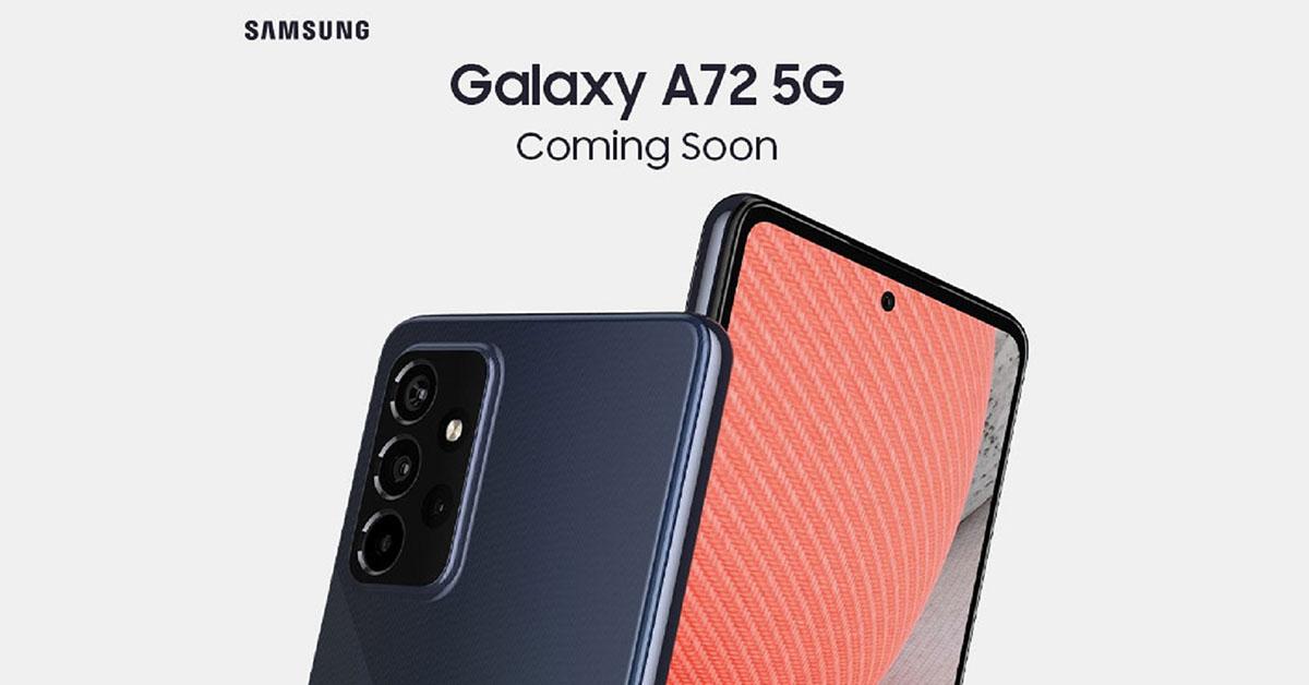 Samsung Galaxy A72 4G với thiết kế sang trọng, có giá từ 12,5 triệu đồng - Ảnh 3.