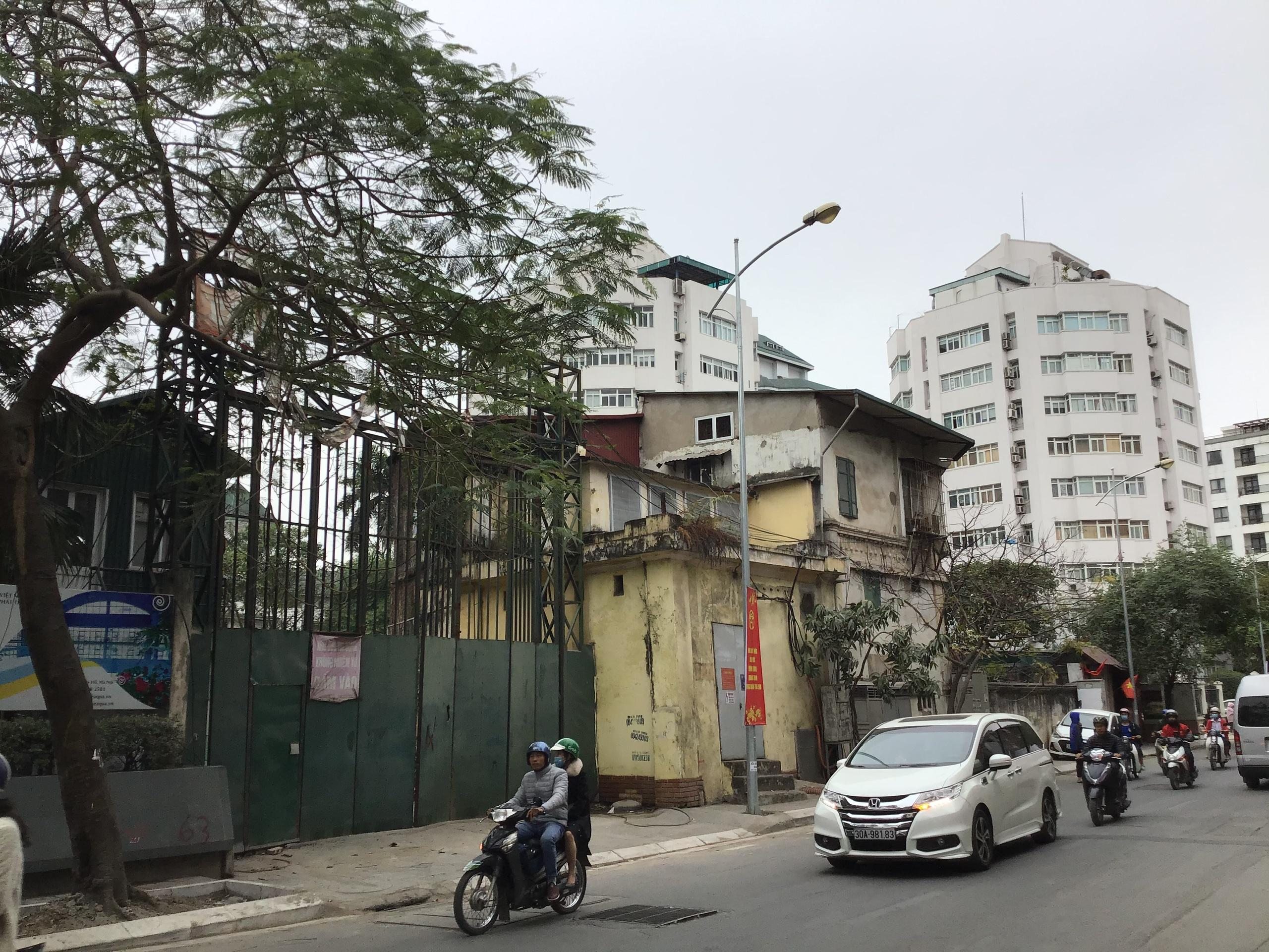 Ba khu đất dính quy hoạch ở phường Thụy Khuê, quận Tây Hồ, Hà Nội - Ảnh 8.