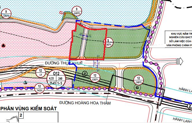 Ba khu đất dính quy hoạch ở phường Thụy Khuê, quận Tây Hồ, Hà Nội - Ảnh 10.