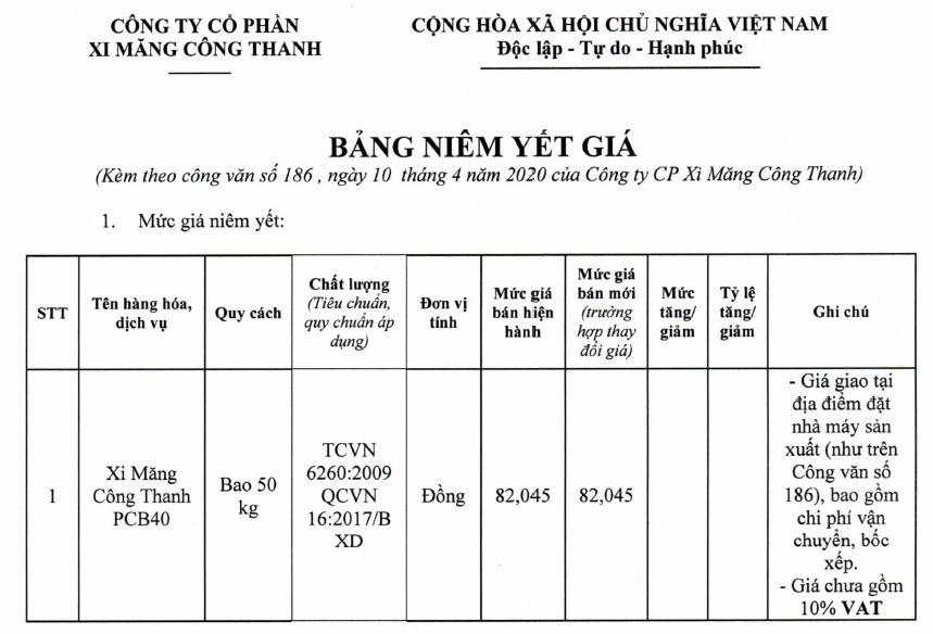 Giá xi măng tại TP HCM mới nhất: Dao động từ  890.000 đồng/tấn đến 2.200.000 đồng/tấn - Ảnh 3.
