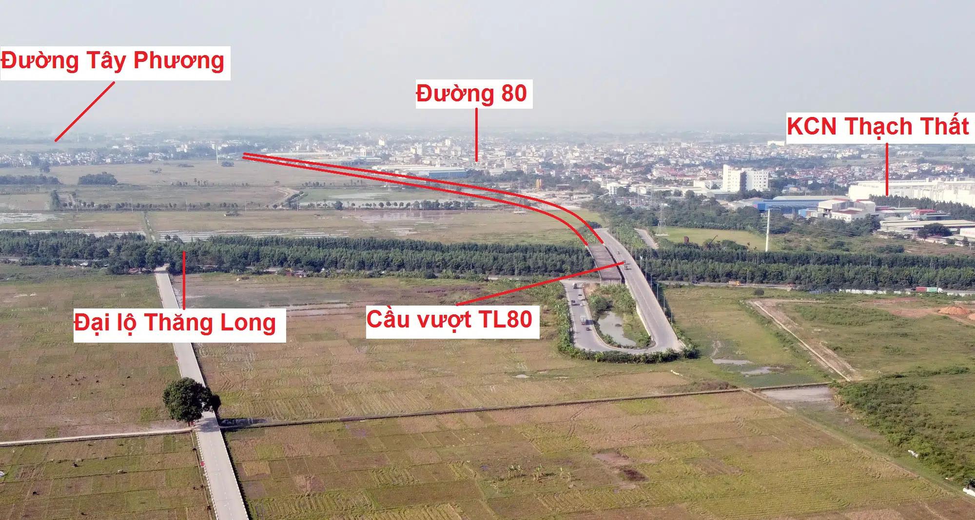 Đấu giá hai mảnh đất tại huyện Thạch Thất, Hà Nội - Ảnh 1.