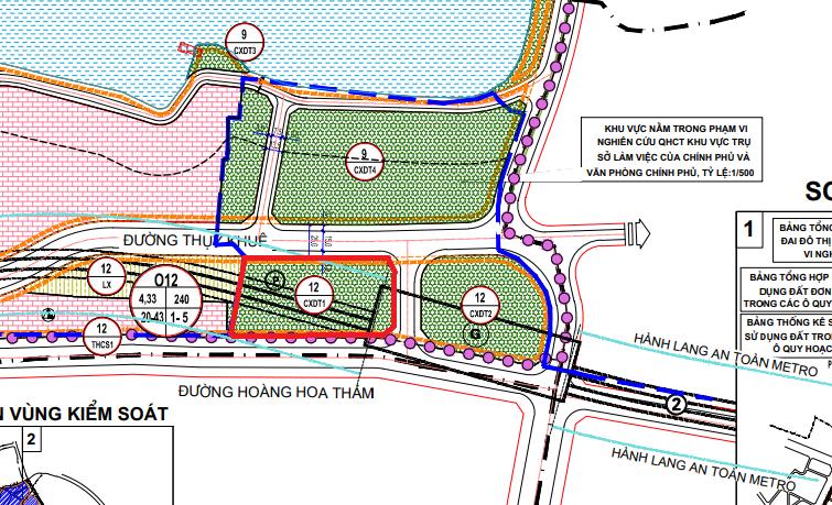 Ba khu đất dính quy hoạch ở phường Thụy Khuê, Tây Hồ, Hà Nội - Ảnh 15.