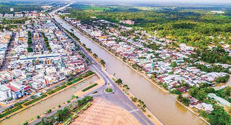 Khu đô thị 2.700 tỷ đồng tại Hậu Giang tìm chủ đầu tư - Ảnh 1.