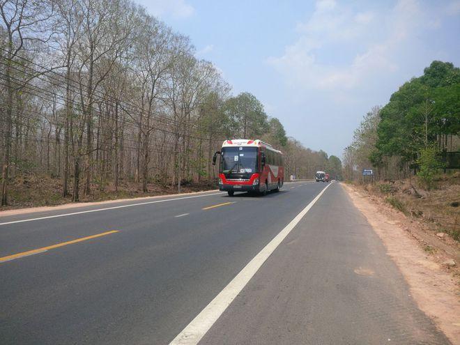 Tuyến cao tốc khi hoàn thành sẽ rút ngắn thời gian di chuyển từ TP HCM đến Đà Lạt và ngược lại. Đồng thời chia lửa cho Quốc lộ 20 hiện nay. (Ảnh: Thanh niên).