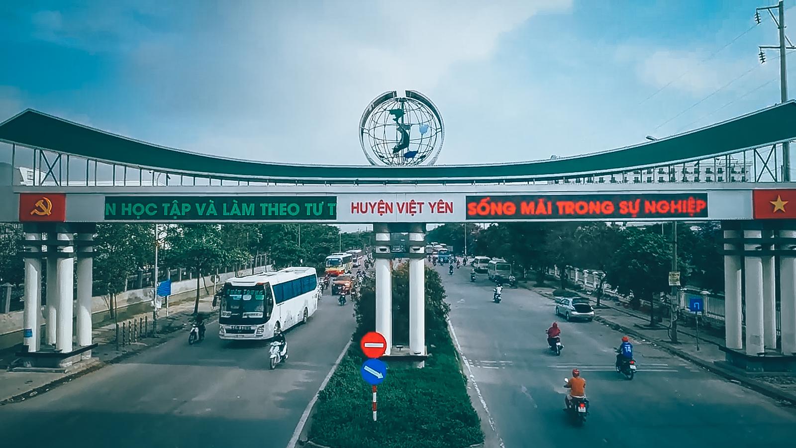 Bắc Giang điều chỉnh quy hoạch để thực hiện ba dự án nhà ở, sân golf tại Việt Yên - Ảnh 1.