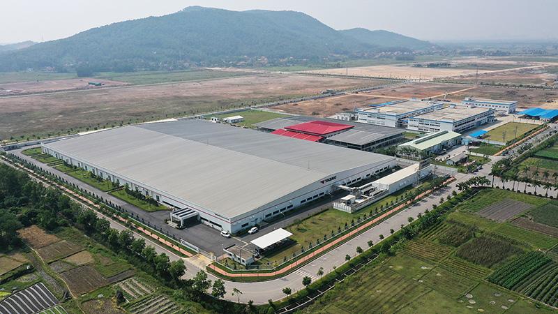 Quảng Ninh có thêm dự án nhà máy 30 triệu USD - Ảnh 1.