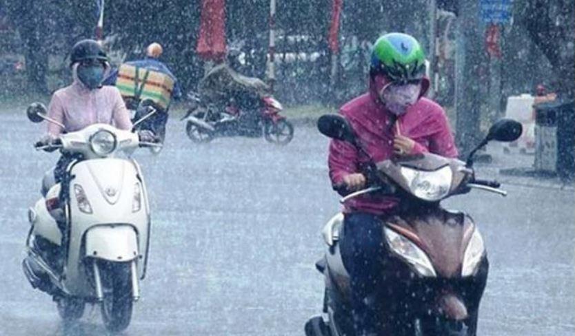 Thời tiết Hà Nội hôm nay 7/2: Trời rét, kèm mưa và sương mù trước khi đón đợt không khí lạnh mới - Ảnh 1.