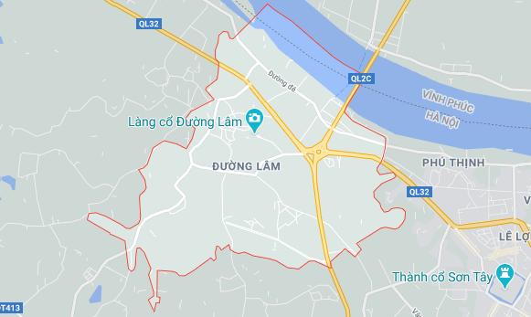 Đấu giá 60 m2 đất tại xã Sơn Tây, Hà Nội  - Ảnh 1.