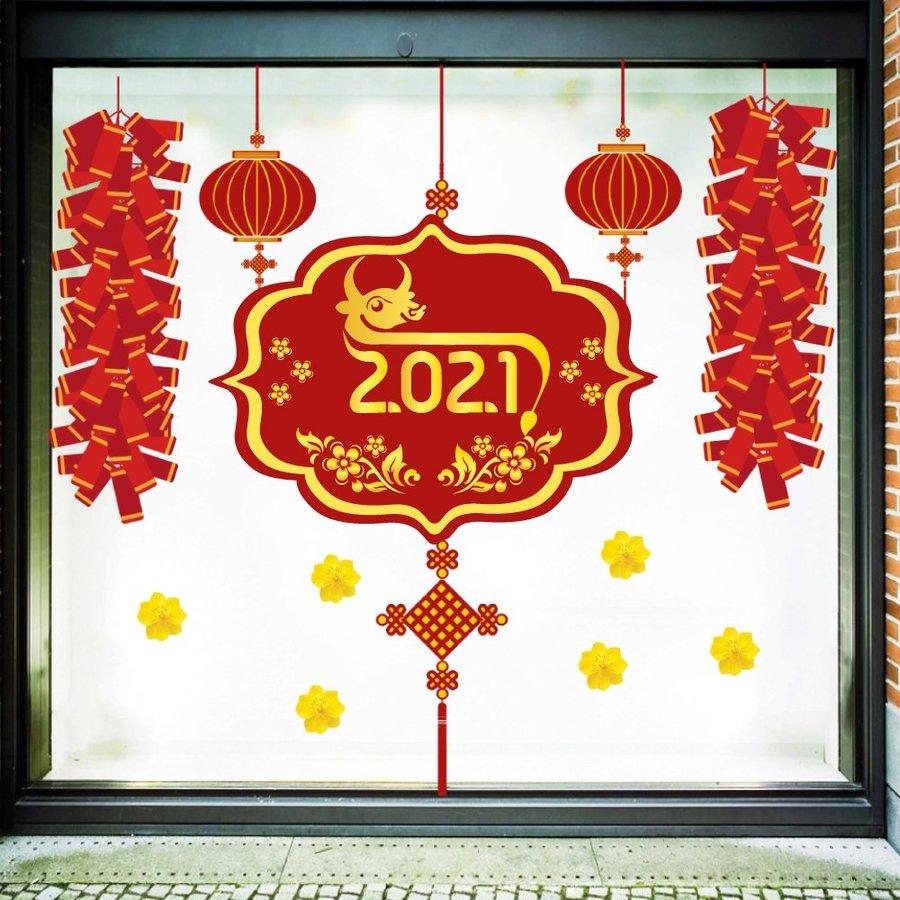 Gợi ý những tiểu cảnh trang trí Tết 2021 độc đáo - Ảnh 24.