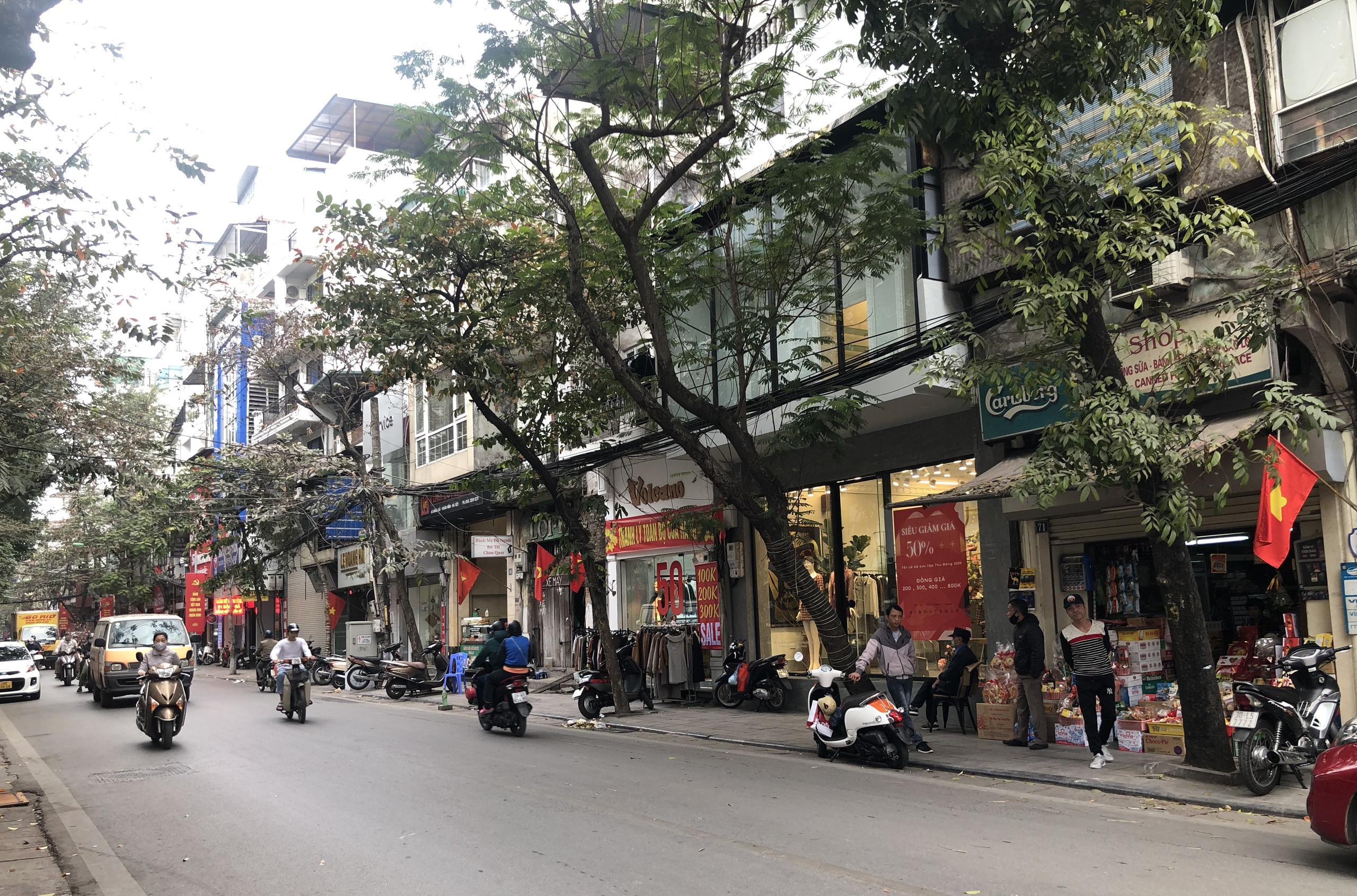 Giá đất phố Hàng Gà, Hoàn Kiếm, Hà Nội - Ảnh 1.