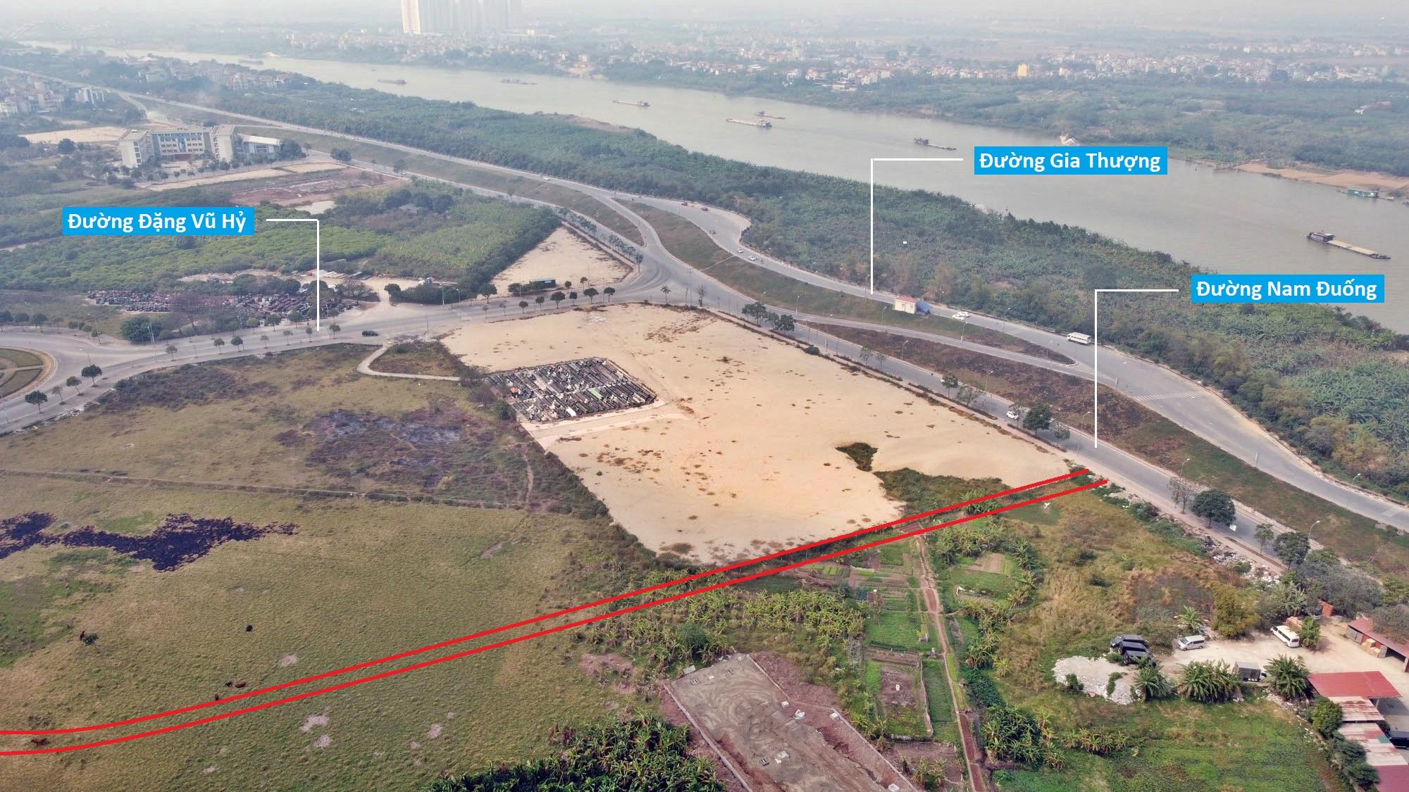 Đường sẽ mở theo quy hoạch ở phường Thượng Thanh, Long Biên, Hà Nội (phần 3) - Ảnh 4.